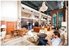 Soho House, Chicago - Chicago creatives, this is your spot! The long awaited Soho House is now open in the historic Allis Building just off Randolph Street in Chicago's booming West Loop neighborhood.
