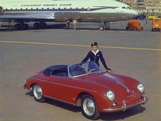 Porsche Photos | Vintage Porsche Photos | porsche-356-convertible-d-drauz