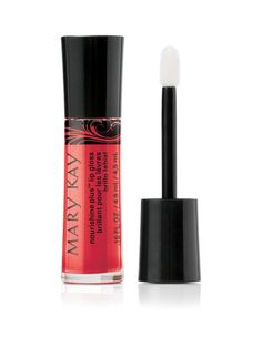 Mary Kay NouriShine Plus Lip Gloss Rock 'n Red *** Awesome product. Click the image : Makeup