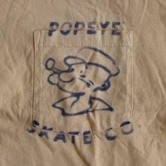 "Amazon.co.jp: (ジャンクフード)JUNK FOOD メンズ半袖Tシャツ ""Popeye Skate"" ポパイ/Popeye [並行輸入品]: 服&ファッション小物通販"
