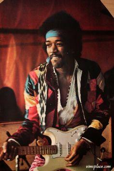 Jimi Hendrix | Megapost!