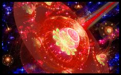 Cosmic Space Station fractal - find more fractals - ShawnDall.com