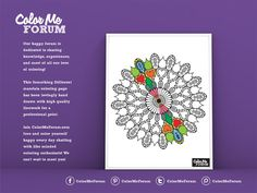 Trying something different with this mandala, I hope you love it!There is no child version for this mandala.Like this page? Want to see more? Please support us on Patreon! https://www.patreon.com/ColorMeForum