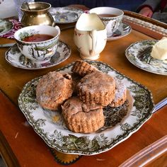 Blackberry Rambles Recipes: Clootie Dumpling Scones