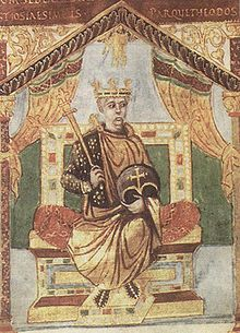 Charles the Bald (13 June 823 – 6 October 877) was the King of West Francia (843–77), King of Italy (875–77) and Holy Roman Emperor (875–77, as Charles II).  38th and 39th Grandfather