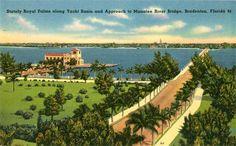 Manatee River, Bradenton Florida  Facebook: Anna Maria Island Beach Life www.annamariaislandhomerental.com #annamariaisland