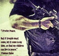 Thomas Paine #quotes