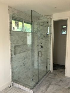 Whether you are in search of a standard glass enclosure or desire a professionally designed glass shower enclosure customized and built to meet your exact specifications, Arrow Glass and Mirror, located in Austin, TX has the right tools and personnel for the job.  Call us today at 512-339-4888 to learn more.  #glassshowerenclosure #glass #glassshowerdoors #customglassshower #arrowglassandmirror