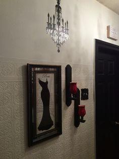 Parisian-Classy-hallway home decor