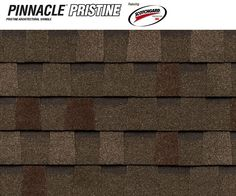 32 Best Pinnacle Roofing Shingles Images In 2018 Architectural Slate
