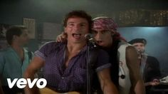 """Music Video: """"Glory Days"""" by Bruce Springsteen on Bruce Springsteen Glory Days, Bruce Springsteen Albums, Music Sing, 80s Music, Good Music, Elvis Presley, Youtube Time, Rock Videos, E Street Band"""