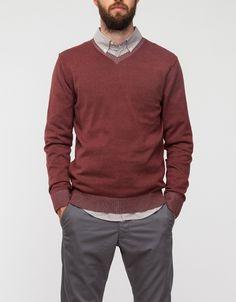 Plate Sweater
