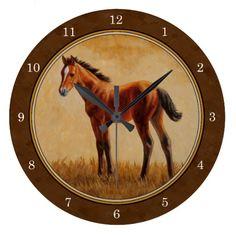 Bay Quarter Horse Fo