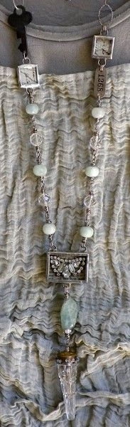 long necklace | layers
