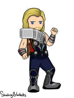Dancing Thor never fails to elicit gales of giggles!