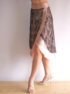 Resultado de imagen de tango skirt