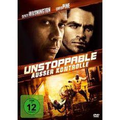 Unstoppable - Außer Kontrolle: Amazon.de: Denzel Washington, Chris Pine, Rosario Dawson, Harry Gregson-Williams, Tony Scott: Filme & TV