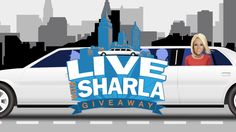 Live! with Sharla Giveaway