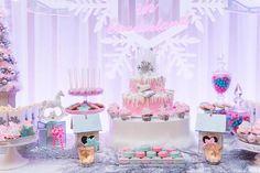 26 Best Winter Wonderland Birthday Images In 2019 Frozen Party