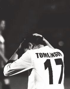 Tommo at his charity football match :)