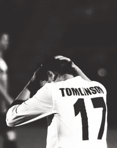 Tommo at his charity football match :)