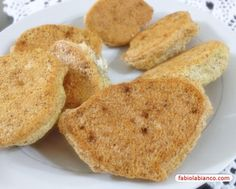 Biscoito Dukan | Fabíola Bianco