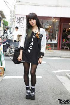 Loooove this Harajuku street fashion | Harajuku, Tokyo