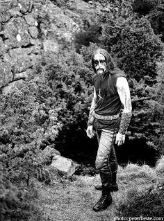 Gaahl - Gorgoroth  Black Metal