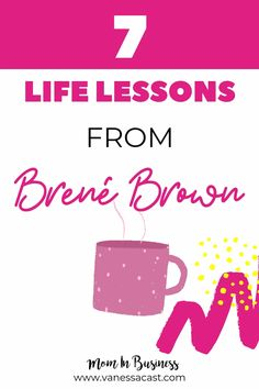 Everyone of these lessons from Brené Brown, will help you to have more courage and take the reins of your life. Brene Brown Books, Brene Brown Quotes, Can You Feel It, How Are You Feeling, Make Money From Home, How To Make Money, The Gift Of Imperfection, Brené Brown, Daring Greatly