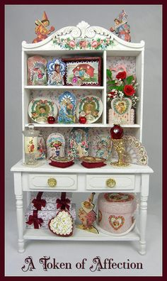 Cynthia Howe Miniatures...and incredible site for tutorials, plaster doll molds and supplies.