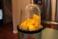 Mango how-to in Magic Bullet