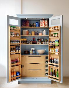 Pantry Ideas Kitchen Pantries Home World Of Interiors Butlers Apartment Therapy