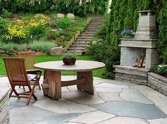 You searched for bruddheller mellom - Modena Fliser Outdoor Tables, Outdoor Decor, Garden Inspiration, Garden Design, Outdoor Furniture Sets, Patio, Traditional, Modern, Home Decor