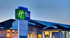 Holiday Inn Express Dryden Dryden Located in northwest Ontario, this hotel is 4 km from the shores of Wabigoon Lake. It features an indoor pool and a steam room.  A hot breakfast buffet is served every morning.