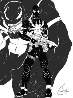 Agente Venom by DragonRacer45
