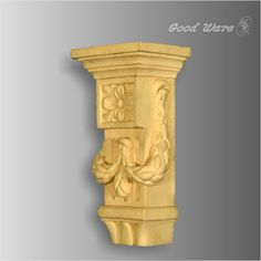 Faux wood decorative island corbels for sale Decor, Wood, Accent Decor, Wood Corbels, Green Building Materials, Faux Wood, Interior Decorating