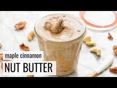 Maple Cinnamon Mixed Nut Butter - Simply Quinoa