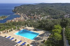 Handpicked villas with pools in Croatia, France, Greece, Italy, Portugal and Spain. Book with a family-owned independent UK tour operator Tour Operator, Villas, Croatia, Greece, Spain, Italy, Tours, Outdoor Decor, Greece Country