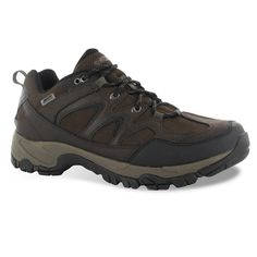 Hi-Tec Altitude Trek Low i Waterproof Hiking Shoes, Men's, Size: medium (10.5), Dark Brown