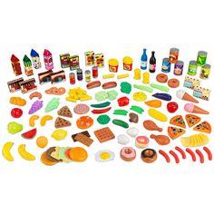 Have to have it. KidKraft Tasty Treat Play Food Set $32.99