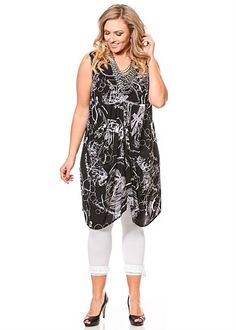 Big Sizes Womens Clothing | Clothes for Larger Size Women - VOLTAGE DRESS - TS14