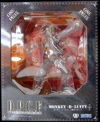プレックス D.P.C.E ONE PIECEモンキーDルフィ 三銃士ver.1.5