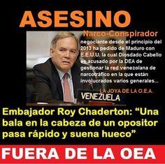 Palabras de un embajador o asesino?