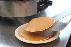 Tortitas pancakes sweet treat