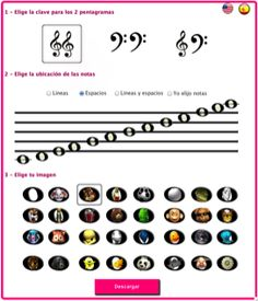 Free Music Games good sight singing ideas