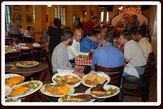 Mulate's, the original Cajun restaurant, New Orleans, Louisiana, Authentic Cajun food and live traditional Cajun music presented in an authentic Cajun Dancehall.