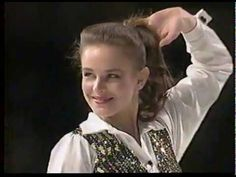 Ekaterina Gordeeva and Sergei Grinkov 1994 World Pro Technical Program (Crazy For You) Pairs Figure Skating, Skater Couple, Sergei Grinkov, Russia Culture, Russian Figure Skater, Stars On Ice, Ice Dance, Belly Dancers, Ex Husbands