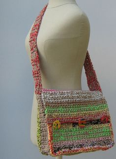 Messenger Bag Hippie BoHo Shoulder Patchwork by PurpleSageDesignz, $ 43.00