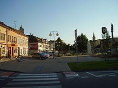 Senec, Slovakia Street View