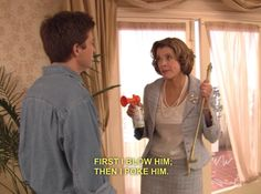 Lucille Bluth is my Queen